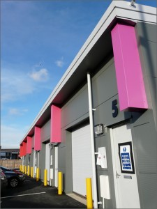 LEGI Business Centre, Dagenham, Essex